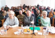 Громадський форум «За українську мову» дістався Шепетівки