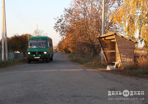 Перевезення, дороги, освітлення…— вимоги громади Красносілки