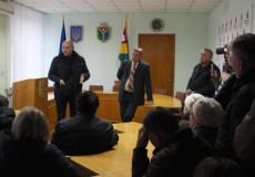 На 4-й день «неопалювального сезону» Шепетівку відвідав Вадим Лозовий