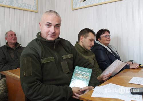 Шепетівських офіцерів перенавчатимуть за програмою НАТО