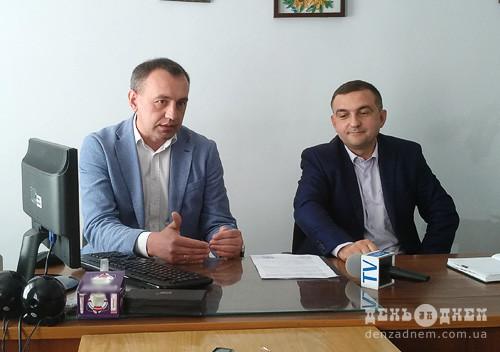 Шепетівський Центр ПМСД уклав договір зі стоматологічним приватним закладом