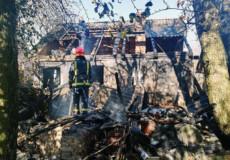 Недотримання правил безпеки спричинило пожежу в Корчику