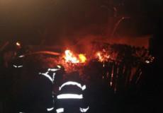 В Судилкові увосьме підпалили будинок