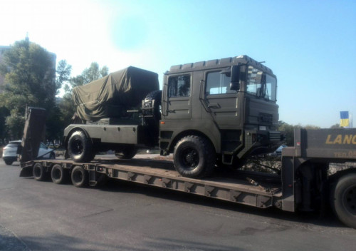 Військову новинку з Шепетівки показали на міжнародній виставці