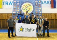 Шепетівські самбісти серед переможців чемпіонату Європи
