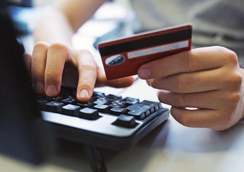 Оплата банківською карткою