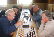 У Шепетівці ветерани змагалися у турнірі з шахів