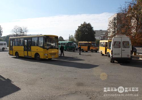 Шепетівські водії приєдналися до загальноукраїнського страйку