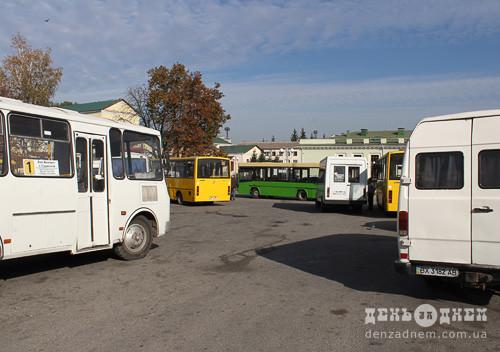 У Шепетівці збільшилася кількість міських маршрутів