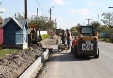 У Судилкові до нового року селяни матимуть новенький тротуар