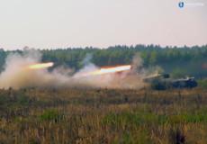Шепетівський ремзавод передав українському війську чергову партію РСЗВ «Ураган»
