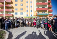 У Хмельницькому військові Нацгвардії отримали ключі від 90 квартир