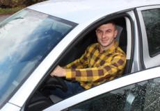 Шепетівчанин Юрій Фомічов вже 2 роки навчає майбутніх водіїв
