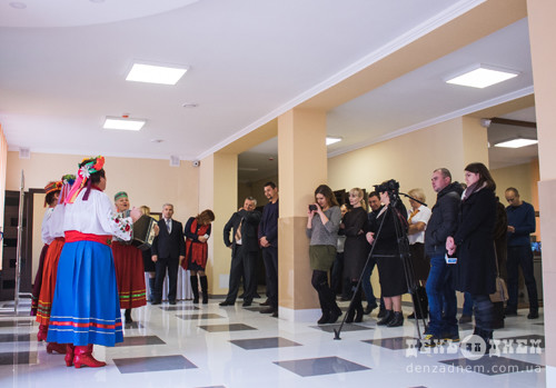 У Шепетівці урочисто відкрили Центр обслуговування абонентів