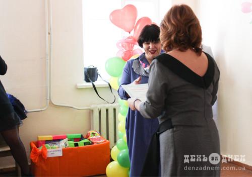 У День толерантності в Шепетівці відкрили інклюзивно-ресурсний центр