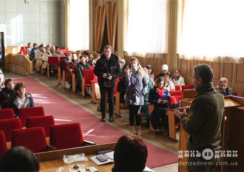 У Шепетівці нагородили медиків-добровольців