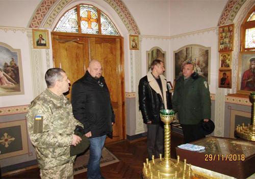Голова Шепетівської РДА побував у виправній колонії