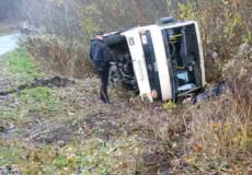 Загинув водій рейсового автобуса Львів-Шепетівка