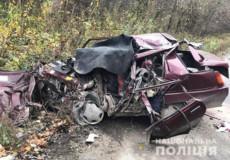 На Шепетівщині у ДТП загинув 55-річний водій легковика