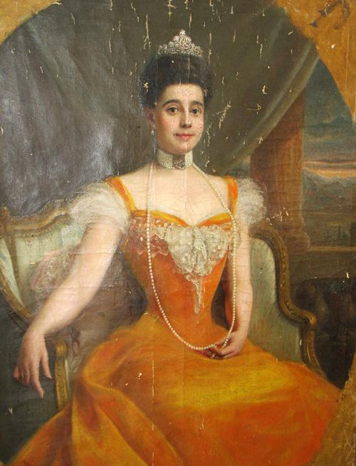 Портрет, який знаходився у фондах Шепетівського окружного музею, став окрасою мистецького проекту