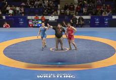 Шепетівчанин Богдан Грицай виборов бронзу на Чемпіонаті світу зі спортивної боротьби