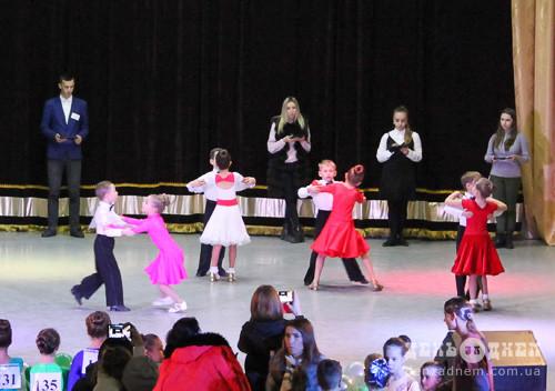 У вихідні юні танцівники змагалися за «Кубок Шепетівки»