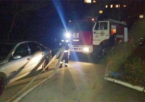 Неправильно припарковані автівки ускладнюють роботу пожежників