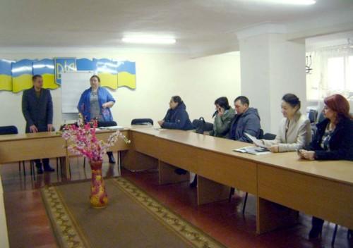 У Шепетівці проходить регіональний тренінг для прийомних батьків