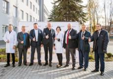 Корпорація «Сварог Вест Груп» інвестувала в амбулаторію понад 2 мільйони гривень