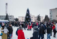 Новорічно-різдвяні свята у Шепетівці