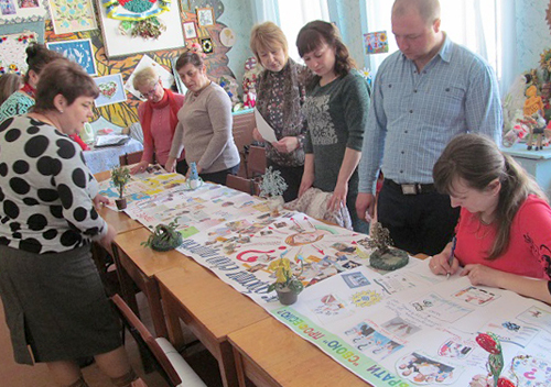 На Хмельниччині пройшов профорієнтаційний проект для молоді «Від мрії до дії»