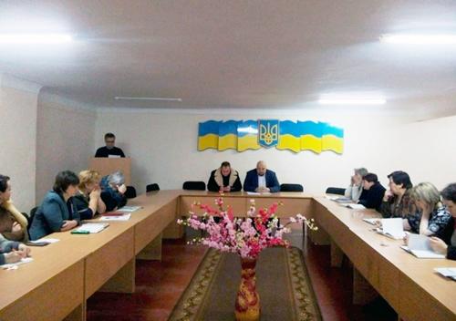У Шепетівській РДА говорили про територіальну оборону району