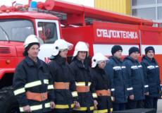 Новий пожежний автомобіль отримав підрозділ пожежної охорони в Шепетівському районі