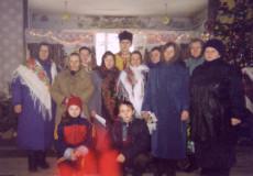 У Шепетівці громада Православної церкви України відзначає вісімнадцяте Різдво