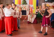 Особливі діти відроджували традиції українських вечорниць