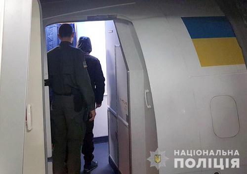 В'язня шепетівської виправної колонії депортували до Грузії