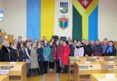 Шепетівські учні ознайомилися з роботою органів місцевого самоврядування