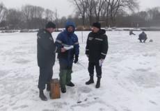 На Шепетівщині рятувальники нагадували рибалкам про правила безпеки