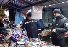 У Шепетівці рятувальники разом із поліцією перевіряли місця продажу піротехніки