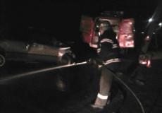 Рятувальники деблокували водія після ДТП