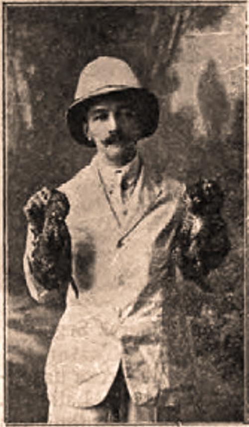 У 1911-му один граф долетів з Шепетівки до Антонін за 39 хвилин