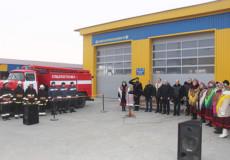 У Ленковецькій ОТГ створено новий підрозділ місцевої пожежної охорони