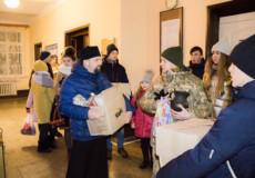 Святий Миколай завітав до військової частини в Шепетівці