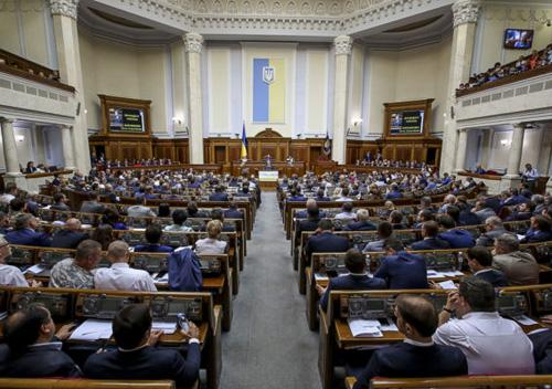 «Голос» подав законопроєкт, що передбачає звільнення малого бізнесу від сплати ЄСВ