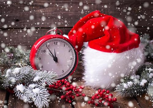 На шепетівчан чекають тривалі вихідні у грудні