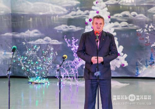 «Різдвяна зірочка» у Шепетівці зібрала колядників