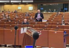 Рада Європи закликала Кремль звільнити українських моряків