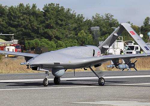 Українська армія закуповує ударні дрони з високоточними ракетами