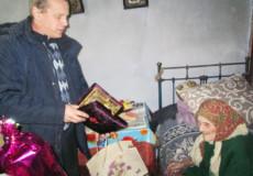 Найстарішій мешканці Хмельниччини виповнилося 105 років