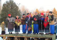 Колективи міського Будинку культури вітали шепетівчан із різдвяними святами